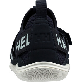 Helly Hansen Hydromoc Slip-On-kengät Naiset, navy/bleached aqua/off white